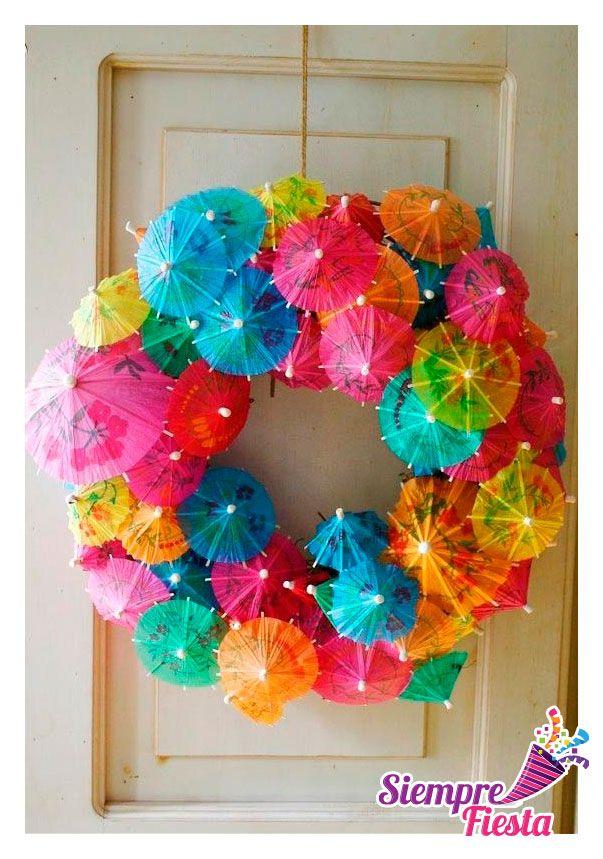 27 best images about fiesta hawaiana on pinterest floral - Ideas para fiestas infantiles ...