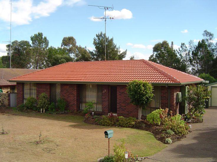 Tile Roof Restoration - Terracotta