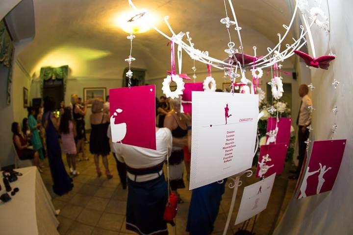 Tableau Mariage - Dance www.brilliantfactory.it