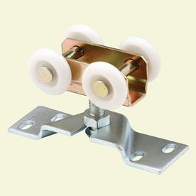 Prime-Line 1-in Convex Pocket Door Roller and Bracket
