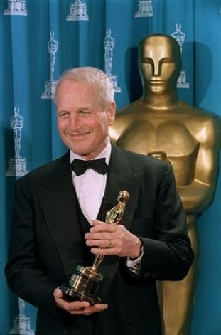 "Paul Newman in 1986 won the Academy  Award as best actor as ""Fast Eddie Felson"" in  ""The Color of Money""     In 1994 he also won  the ""Jean Hershholt Humanitarian Award"" which was presented to him during the 66th Annual Academy Awards in Los Angeles. He also was a good humanitarian,From his company called ""Newman's Own"" he donated all of his profits  and royalties to charity."