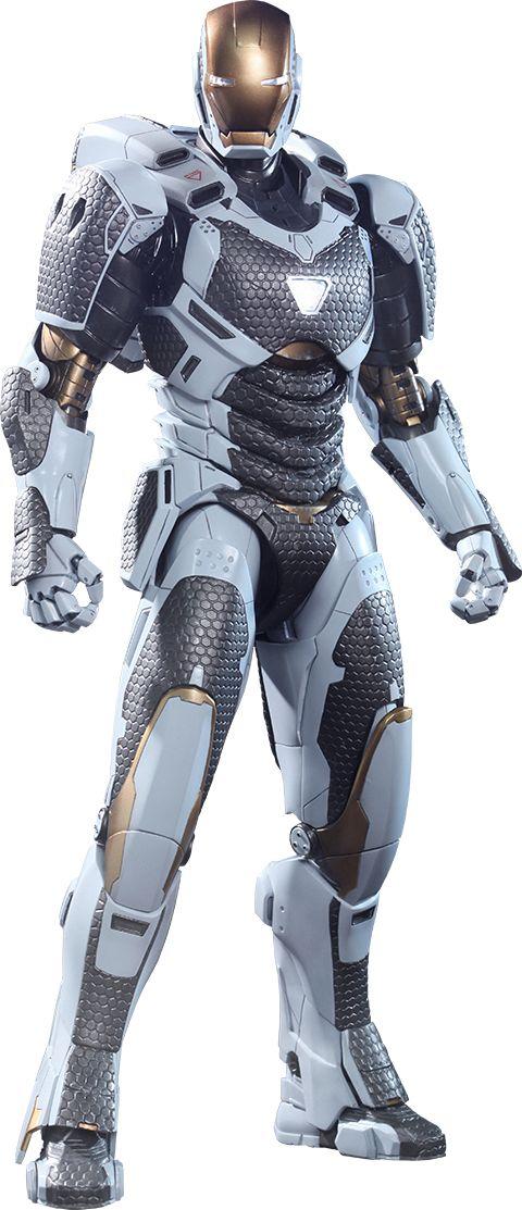 BLOG DOS BRINQUEDOS: Iron Man Mark XXXIX - Starboost Marvel