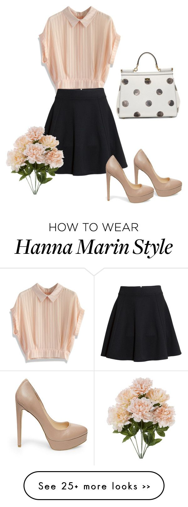 """Hanna Marin inspired outfit."" by laniegrace on Polyvore"