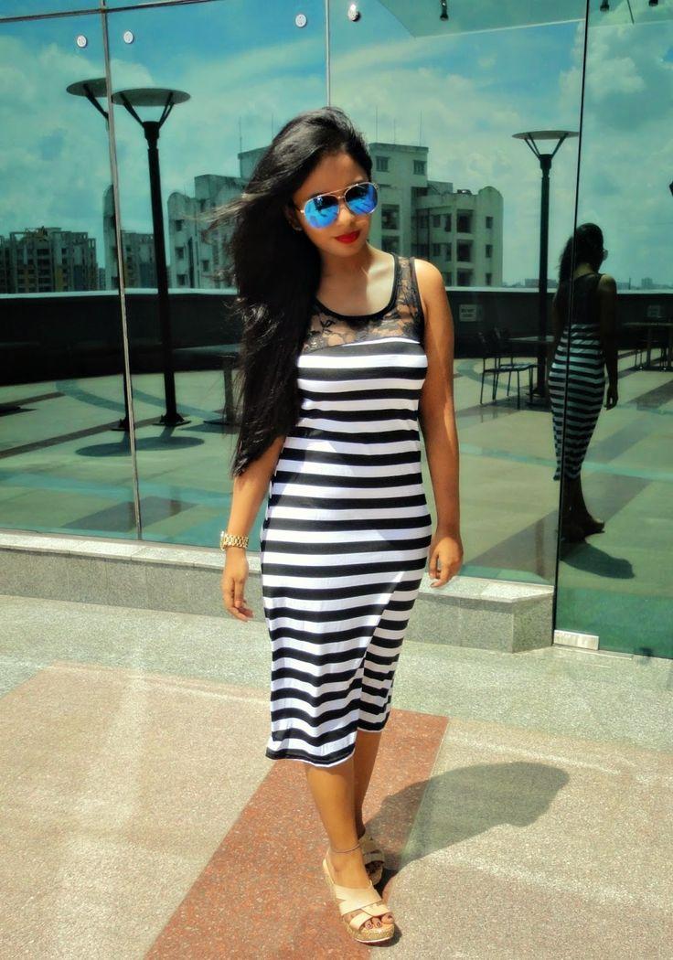 The Broke Chica: Stripe it right!