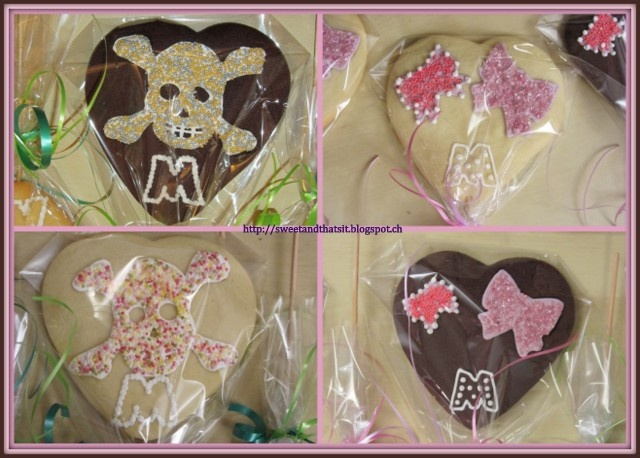 Sweet and That's it: Cookie Lollipops - Biscotti Lecca Lecca