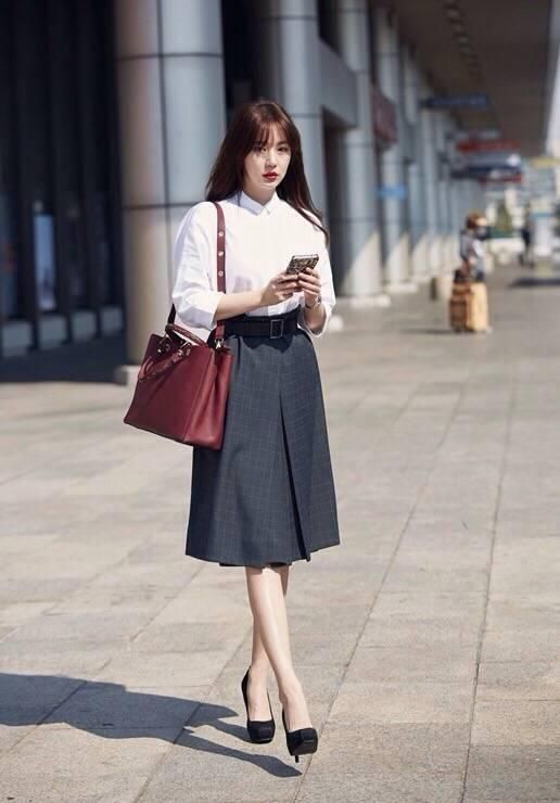 yoon eun hye airport fashion - Google Search