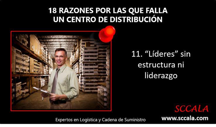 """11. """"Líderes"""" sin estructura ni liderazgo"""