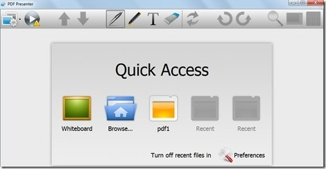 Free PDF Presentation Software: PDF Presenter