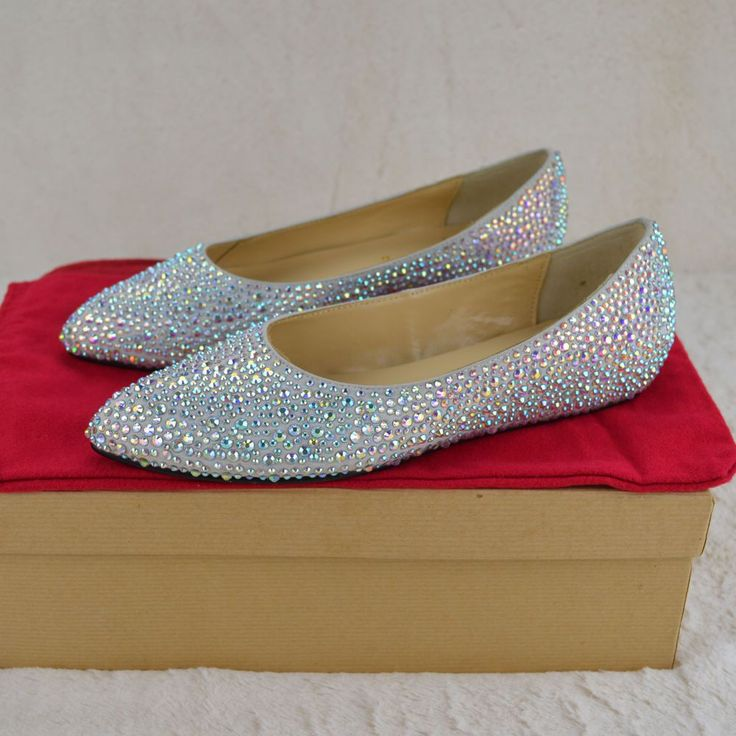 21 Best Images About Flat Wedding Shoes On Pinterest
