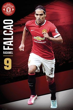 Radamel Falcao - Manchester United Football Club