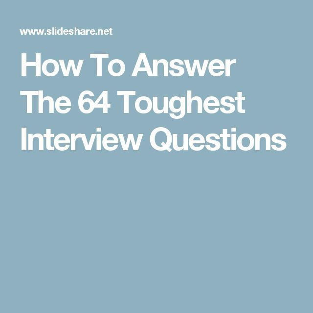 The 25+ best Tough interview questions ideas on Pinterest - monster search resumes