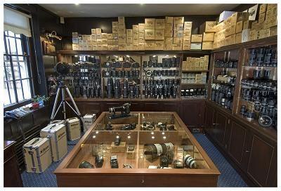 An Aladdin's Cave of Second-hand Nikon Equipment