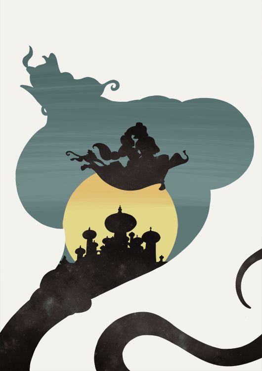 Die besten 25 Aladdin ttowierung Ideen auf Pinterest  Disney