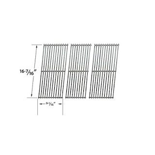 Grillpartszone- Grill Parts Store Canada - Get BBQ Parts, Grill Parts Canada: Great Outdoors Cooking Grid   Replacement 3 Pack S...