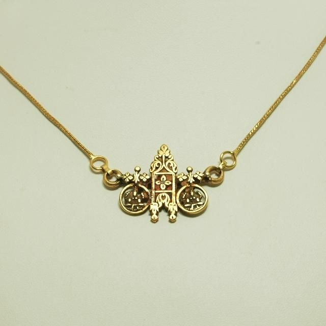 Another version of mangalsutra - thali...