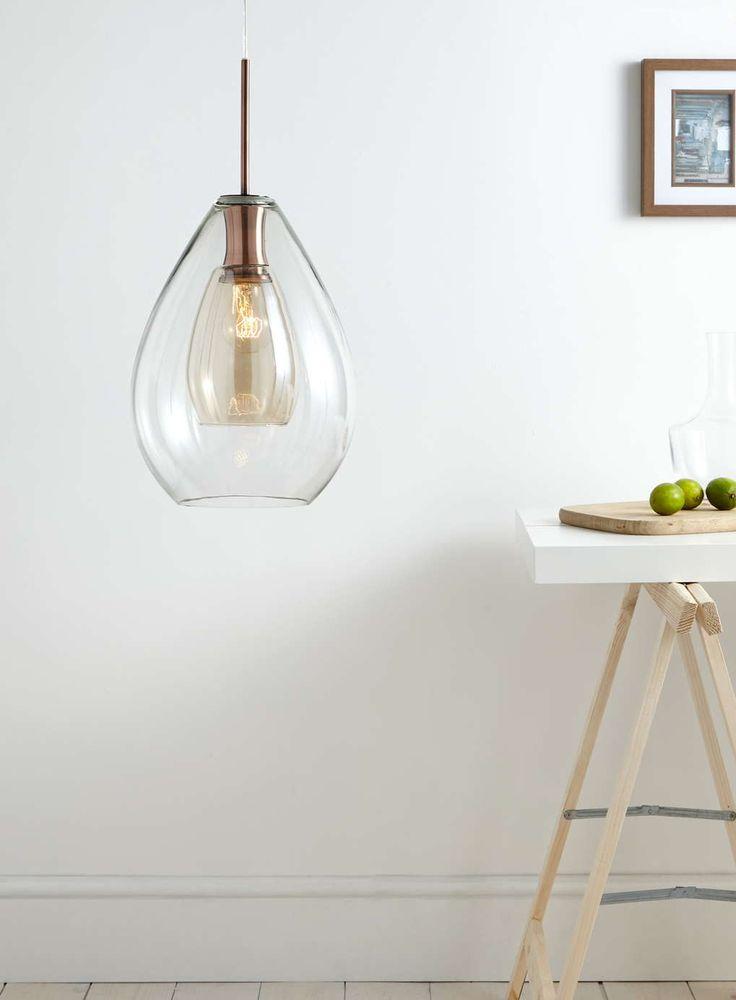 Carmella Pendant Light - ceiling lights - View All Lighting & Bulbs - Home, Lighting & Furniture- BHS