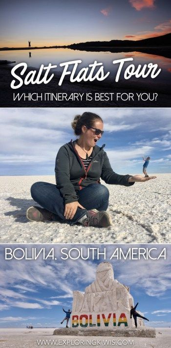 How long should you spend at the Bolivian Salt Flats? Find out why we recommend the four-night itinerary at Salar de Uyuni, Bolivia. Flamingos, reflections, salt for days and perfect perspective shots - a must for your South American vacation.