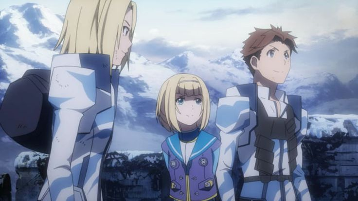 Heavy Object is Not Your Usual Mecha Anime