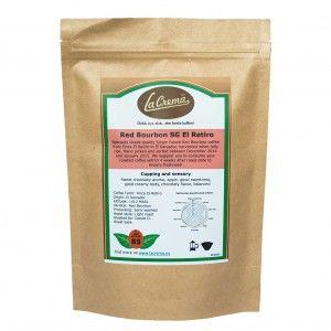 Products | La Crema  Specialty Grade El Retiro Red Bourbon Coffee