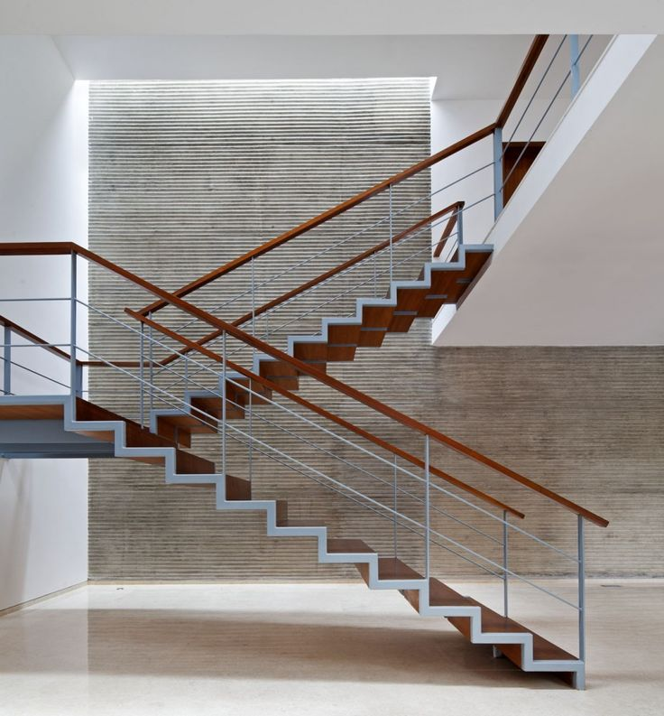 10 Steel Staircase Designs Sleek Durable And Strong