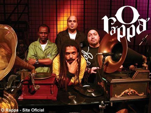 O Rappa é uma banda brasileira conhecida por suas letras de forte impacto social. Seu ritmo não é exatamente definido nem mesmo pela própria banda. Embora seja de início principalmente rock, a banda também incorporou elementos de samba, rap e MPB