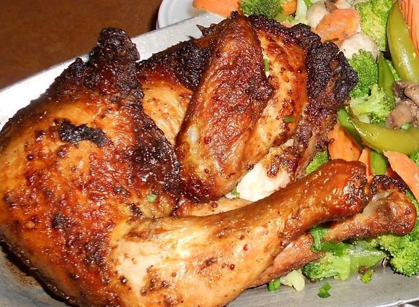 Spirit of Aloha Chicken Recipe served at Spirit of Aloha in Polynesian Resort at Disney World