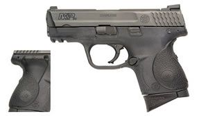 Smith & Wesson M&P 9C Compact Pistol 220074 9 MM 3.5 in BBL For Sale