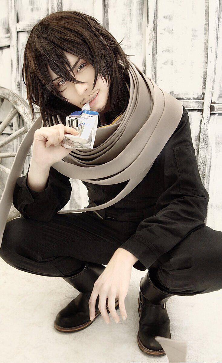 Boku no Hero Academia || Aizawa Shouta #Cosplay (Cosplayer: takumi_midokuro). Goooorgeous! ❤️