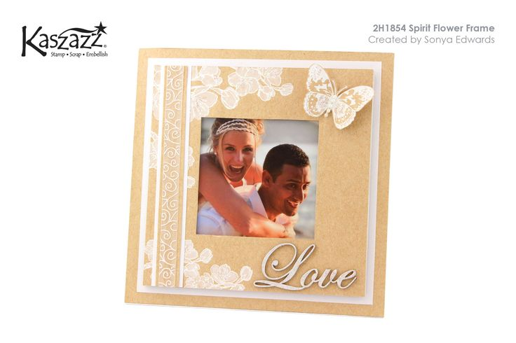 This project will show you how to create an elegant frame that is embossed and hand painted.