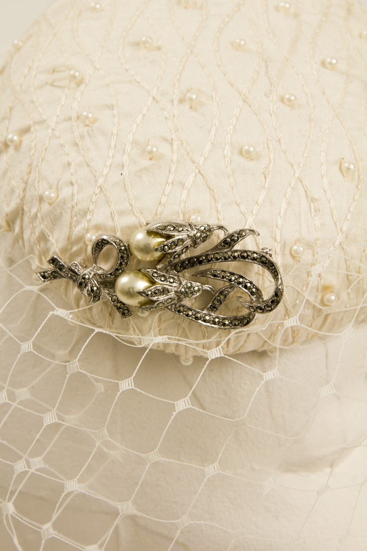 https://www.etsy.com/listing/110429766/cream-and-pearl-satin-miniature-beret