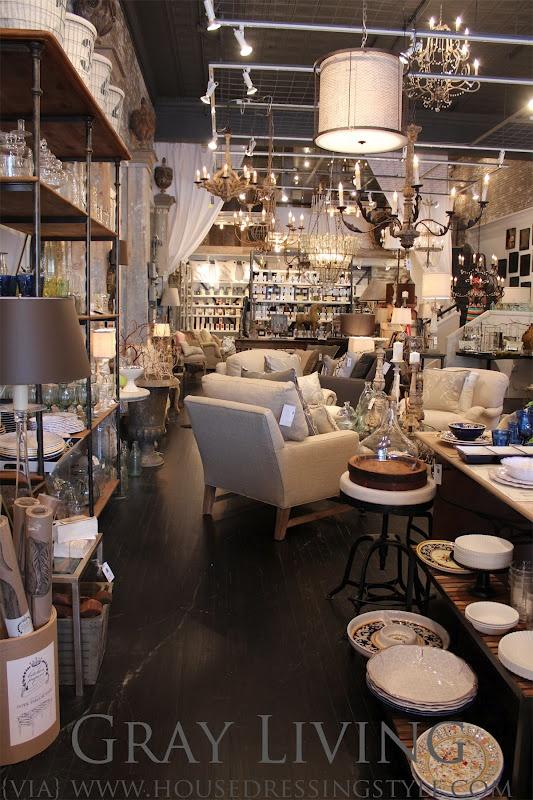 House Dressing Style: Store Spotlight: Gray Living McKinney, Texas