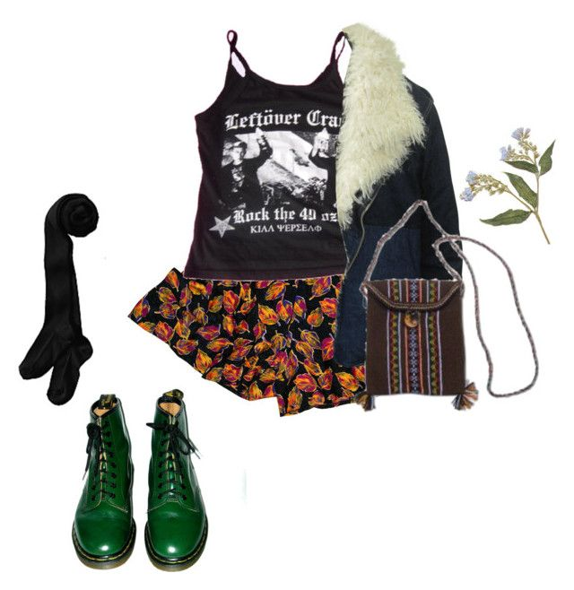 """""""** Atom Heart Mother **"""" by littlesoulgirl ❤ liked on Polyvore featuring Isabel Marant and Dr. Martens"""