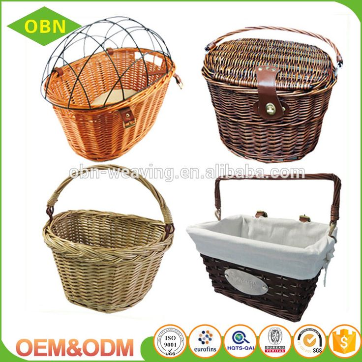 Handmade Bicycle Baskets : Best ideas about bicycle basket on