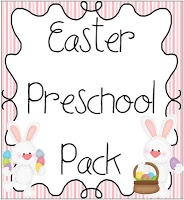 Easter Preschool Pack from Creative Learning Fun. 113 pages of fun for your preschooler! :)