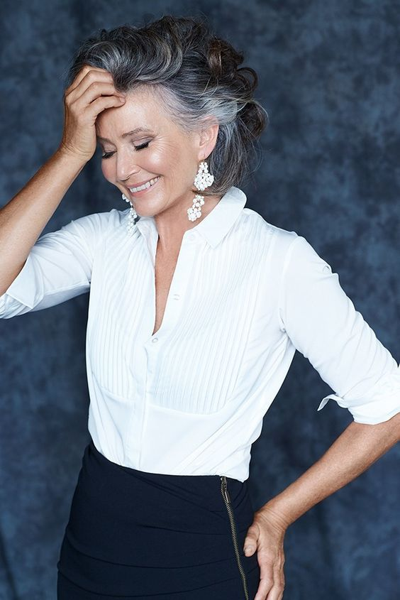 Style Is Truly Ageless  #agelessbeauty   http://ncnskincare.com/