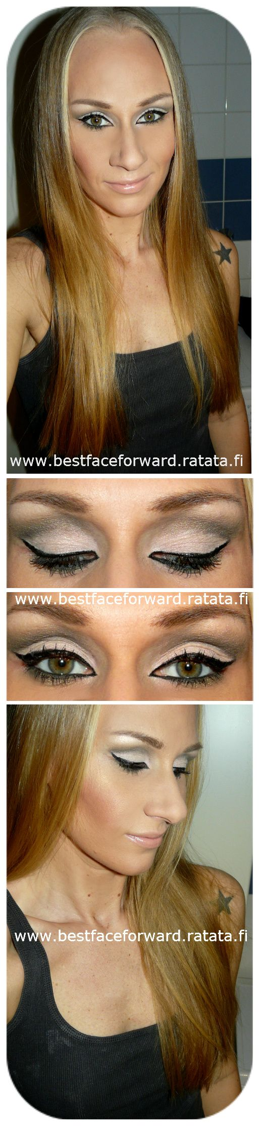 makeup, eyes, eyeliner