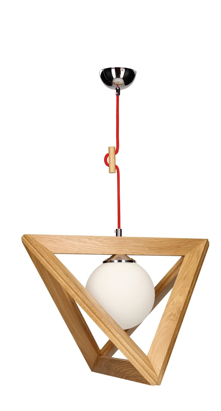 Trigonon pendant lamp, Spot Light