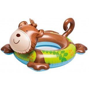 Salvagente/Ciambella Gonfiabile per Bambini Scimmia - Giochi per Piscina e Mare  http://www.coocoolooo.com/salvagente-per-bambini-intex-scimmia.html   Inflatable Swim Ring Monkey - Inflatable Toys for Beach and pool  http://www.coocoolooo.com/inflatable-swimming-ring-for-kids-intex.html