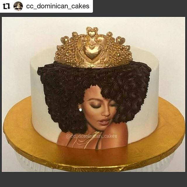 Credit To Cc Dominican Cakes Afro Diva Cake Afrodivacake