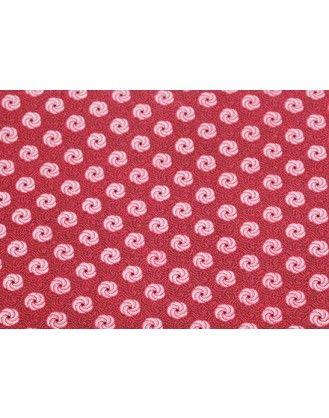 (Per Meter Price) Da Gama 3 Cats Shwe Shwe Fabric Code XH0183 cw 22(red)