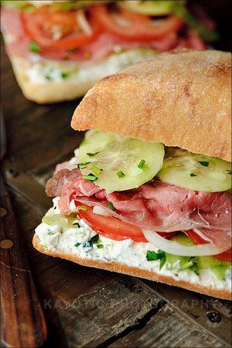 Celestial Blessed Pastrami Sandwich. Yep ! <3