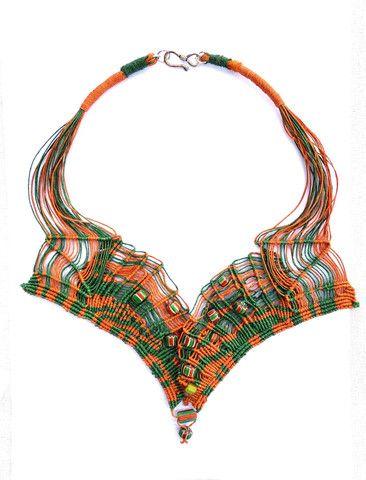 Murrine necklace nr. 114 – IFAT NESHER