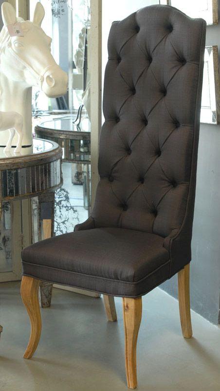 European Designed High Back Dining Chair Styl 31358 269 00 Mirrors Online Mirror Furniture Homewares