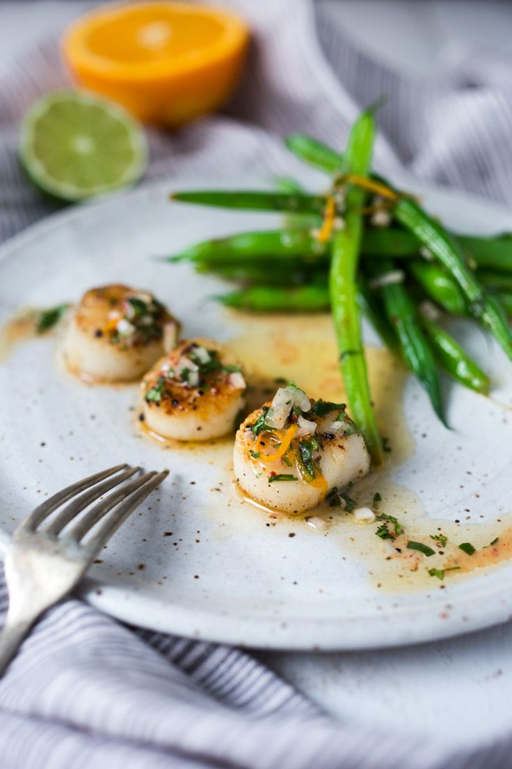 17 Best images about Scallops on Pinterest | Bacon, Scallops and ...