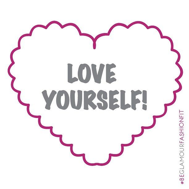 🇬🇧 Love yourself! 🇵🇹 Se ame! #beglamourfashionfit