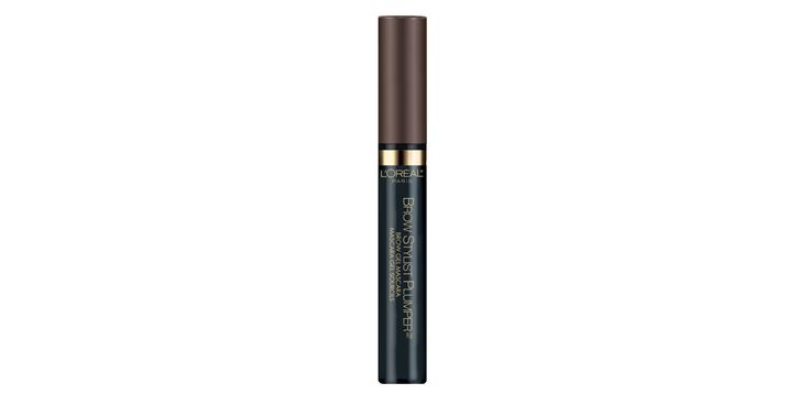 Brow Stylist Gel Mascara, aL'Oreal, $9. Subtle brow mascara. Looks like your brows but more defined.