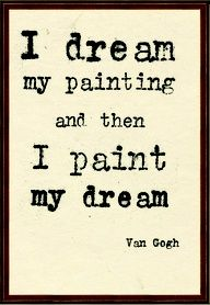 Van Gogh - So true!  Thought I was just weird!  LOL  Left ear...check...right ear...check....  :)