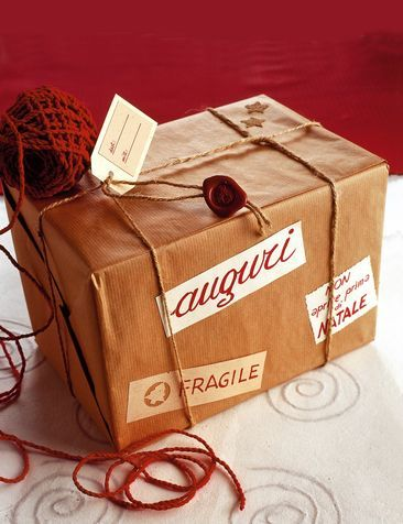 Come fare pacchetti bellissimi: fai da te idee creative
