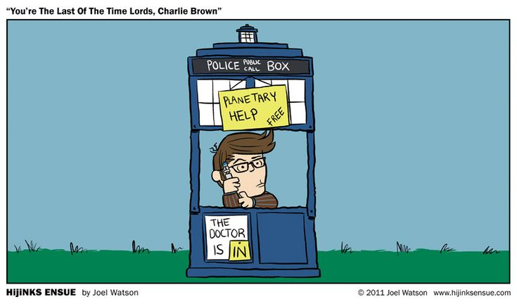 Doctor Who Peanuts Gang Mashup PART II Hilarious... - Willem, The Humblr Tumblr