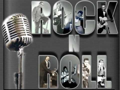 ▶ ,Top 10 Greatest Rock Songs 1950 elvis,chuck berry,perkins,fast domino etc - YouTube
